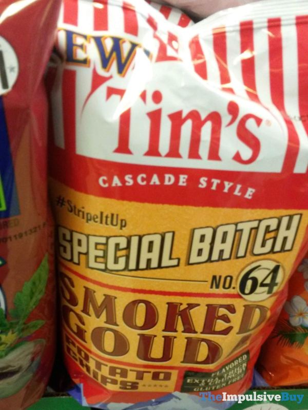 Tims Cascade Style Special Batch  64 Smoked Gouda Potato Chips
