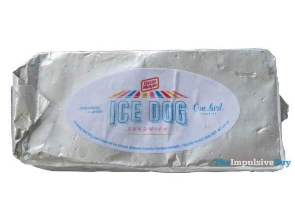 1 OscarMayer Ice Dog Pkg