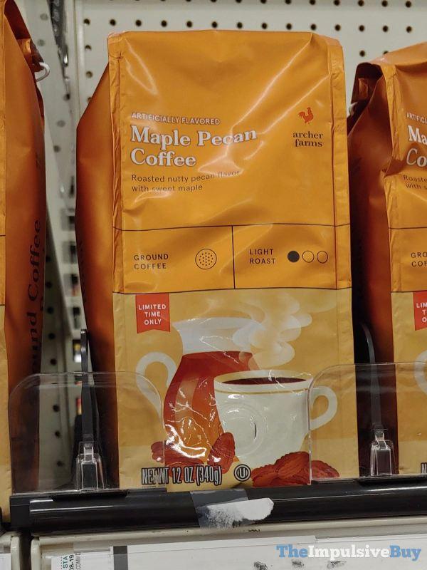 Archer Farms Maple Pecan Coffee