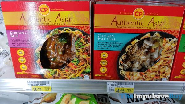 Authentic Asia Korean Inpsired Beef and Chicken Pad Thai