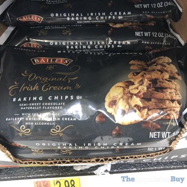 Bailey s Original Irish Cream Baking Chips