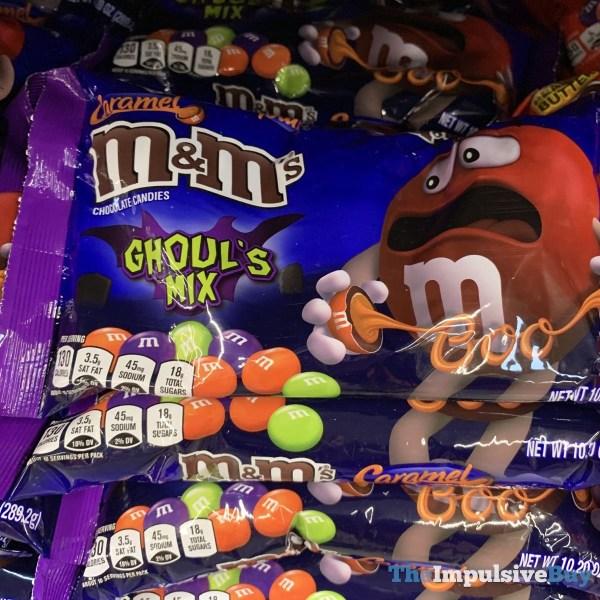 Caramel M M s Ghoul s Mix