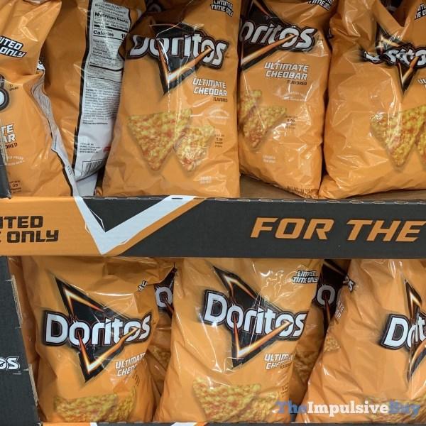 Doritos Ultimate Cheddar  2019