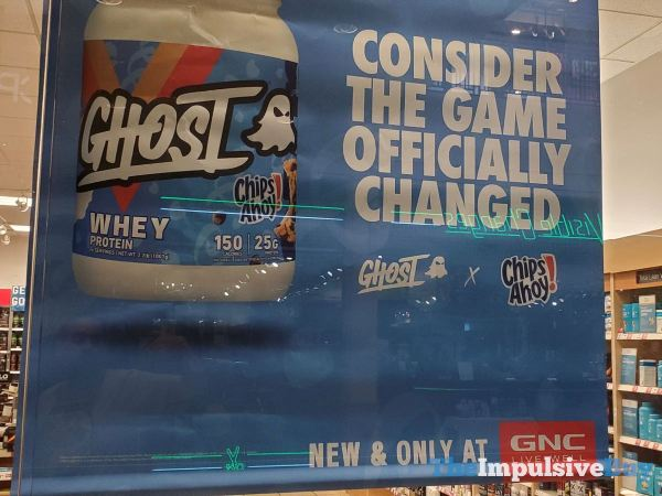 Ghost Chips Ahoy Whey Protein