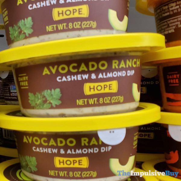 Hope Avocado Ranch Cashew & Almond Dip
