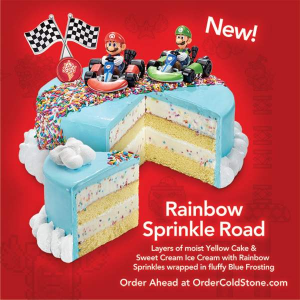 News Rainbow Sprinkle Road