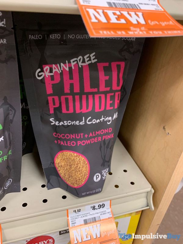Paleo Powder Coconut Almond Paleo Powder Pink