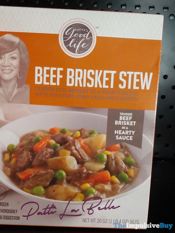 Patti s Good Life Beef Brisket Stew