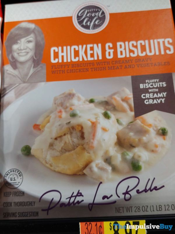 Patti s Good Life Chicken  Biscuits