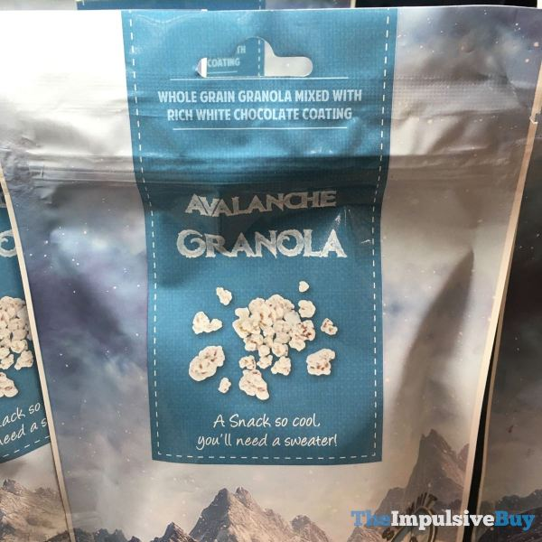 Summit Sweets Avalanche Granola