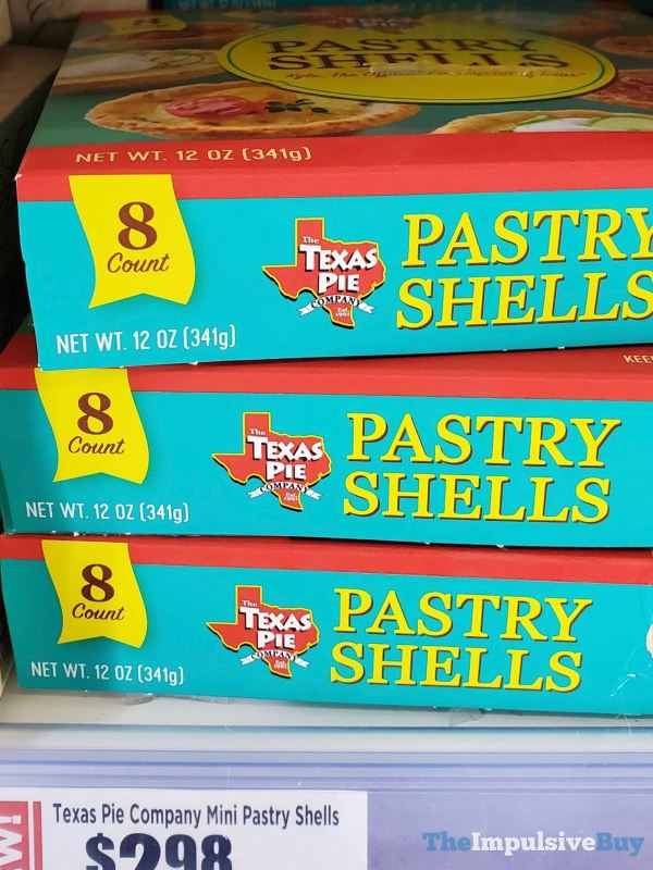 The Texas Pie Company Pastry Shells