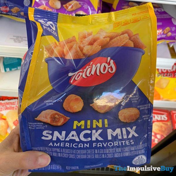 Totinos American Favorites Mini Snack Mix