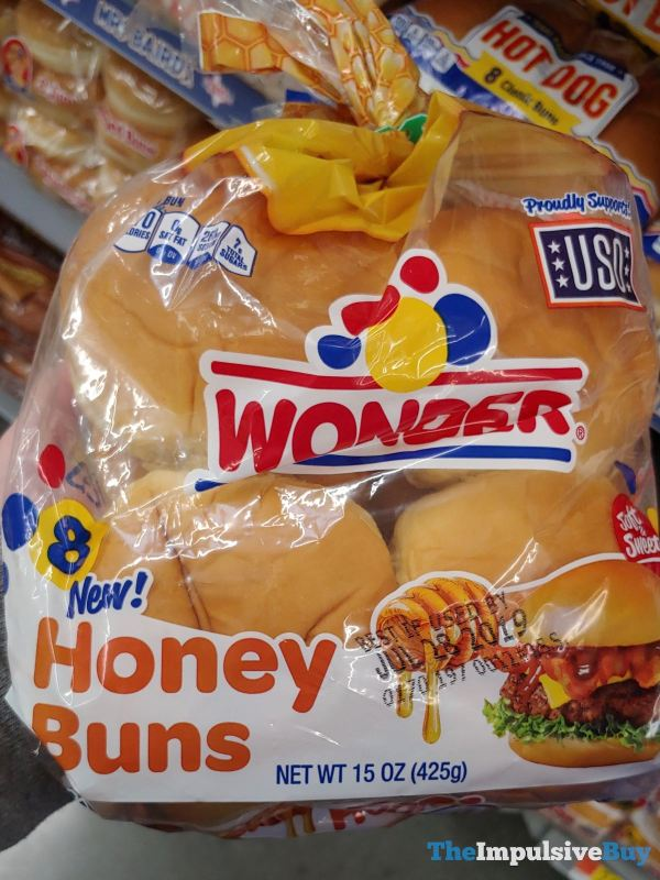 Wonder Honey Buns
