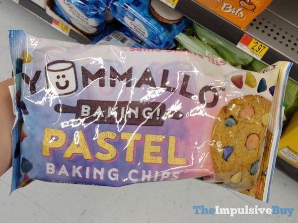 Yummallo Baking Pastel Baking Chips