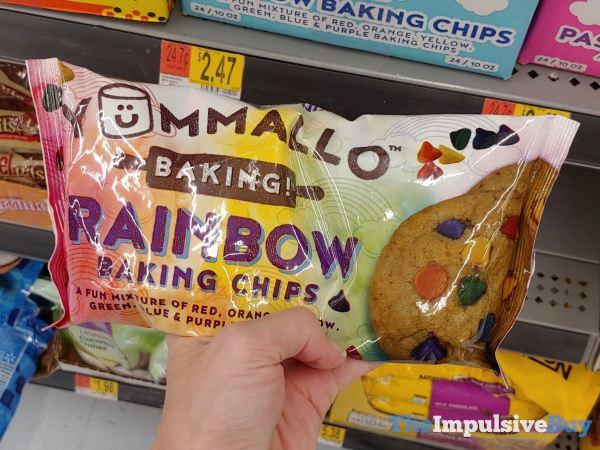 Yummallo Baking Rainbow Baking Chips