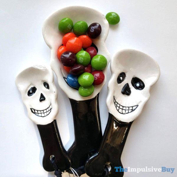 Zombie Skittles Spoons