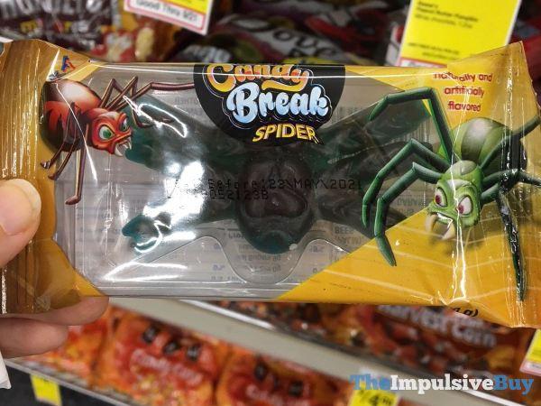 Candy Break Spider