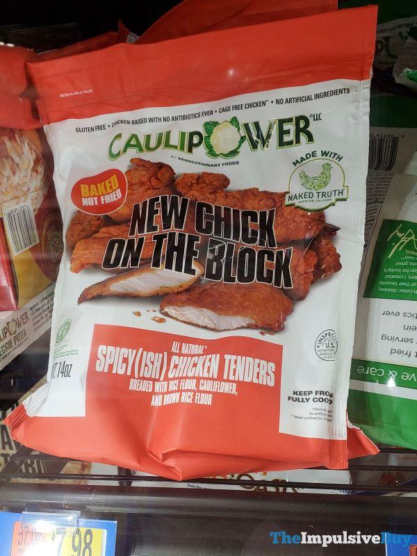 Caulipower Spicy ish Chicken Tenders