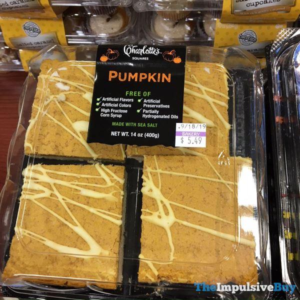 Charlotte s Squares Pumpkin