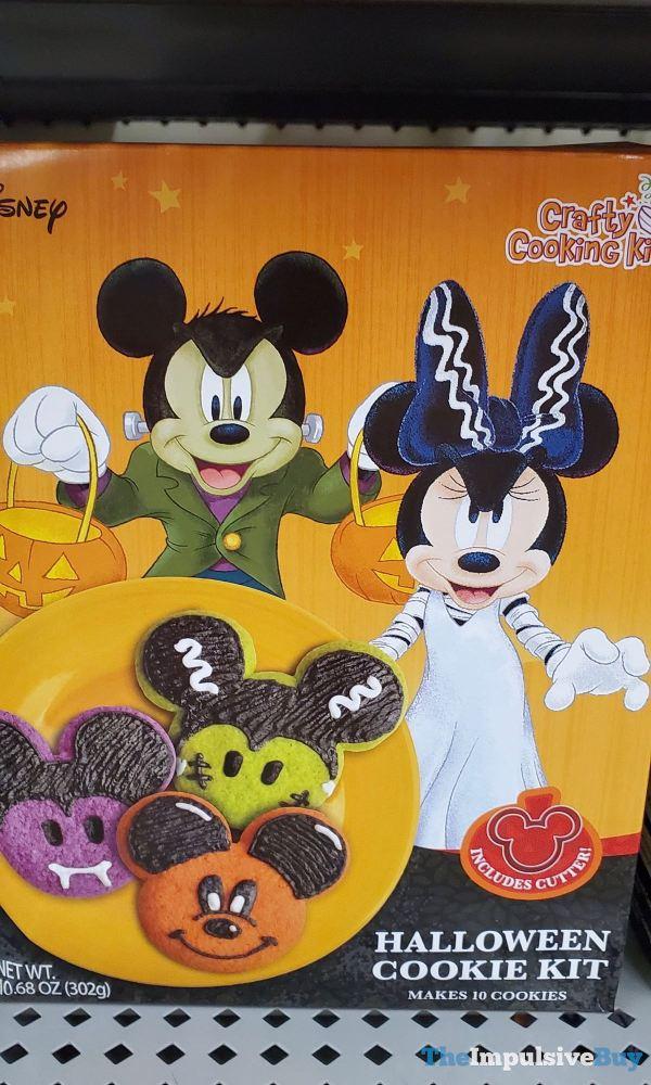 Crafty Cooking Kids Disney Halloween Cookie Kit