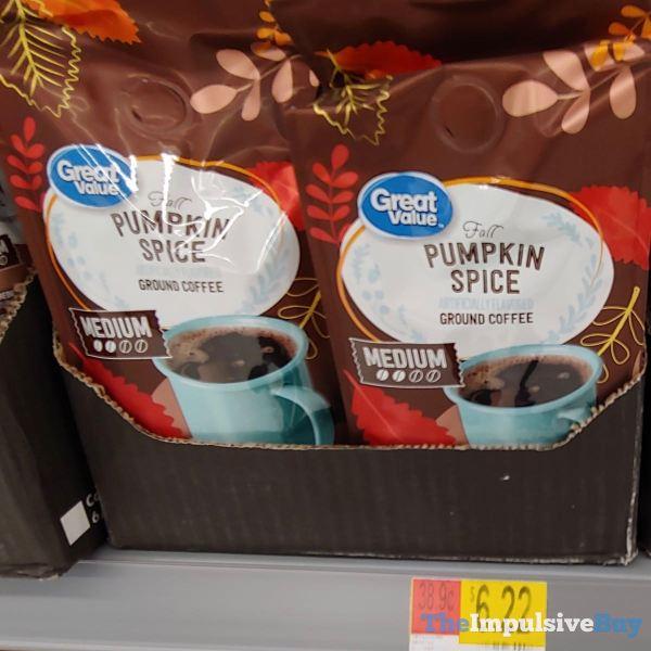 Great Value Pumpkin Spice Ground Coffee