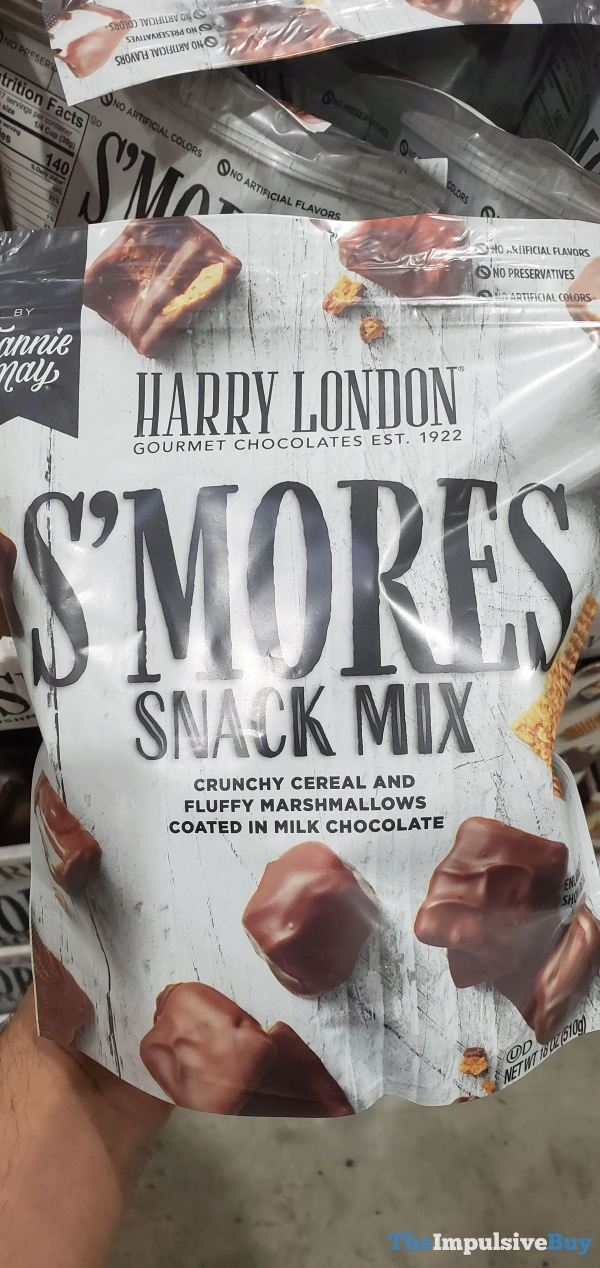 Harry London S mores Snack Mix