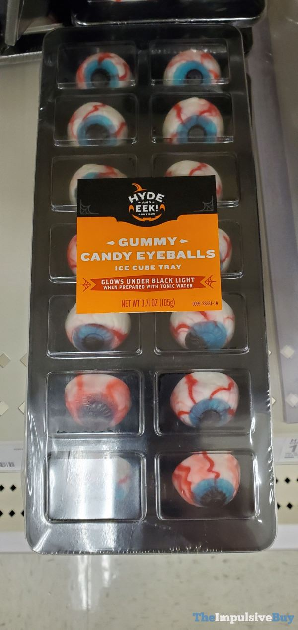 Hyde and Eek Boutique Gummy Candy Eyeballs ice Cube Tray