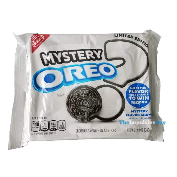 Limited Edition 2019 Mystery Oreo Cookies