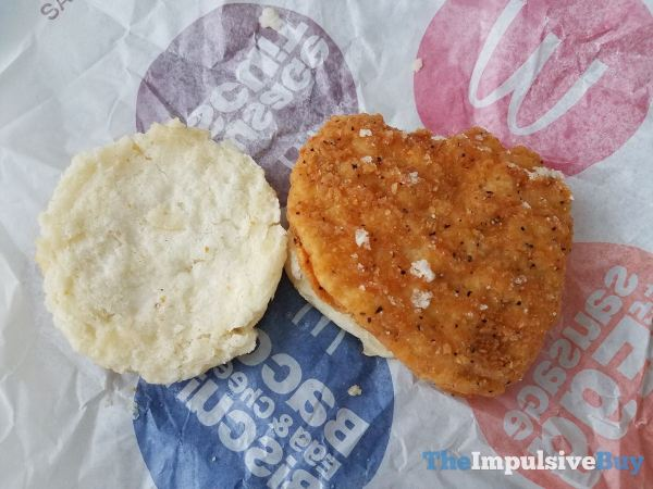 McDonald s McChicken Biscuit