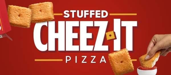 News Pizza Hut Stuffed Cheez It Pizza