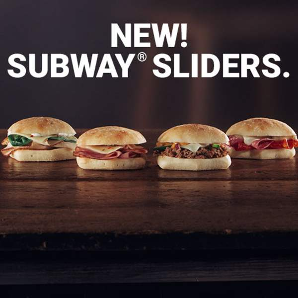 News Subway Sliders