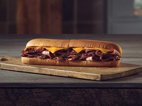 News Subway Smoked Brisket