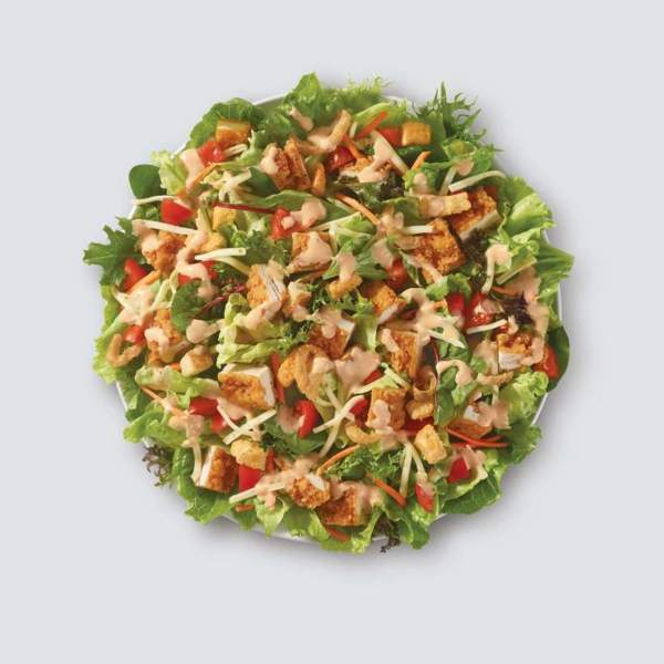 News Wendy s Spicy Buffalo Chicken Salad
