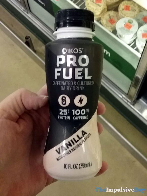Oikos Pro Fuel Vanilla