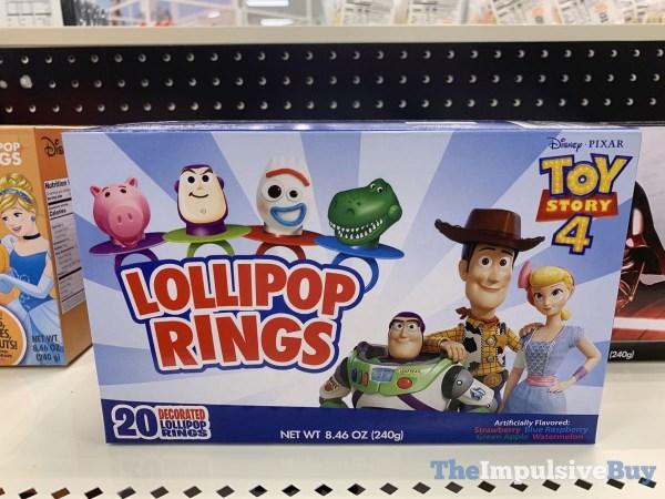 Toy Story 4 Lollipop Rings