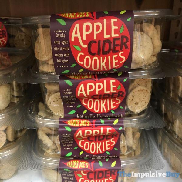 Trader Joe s Apple Cider Cookies