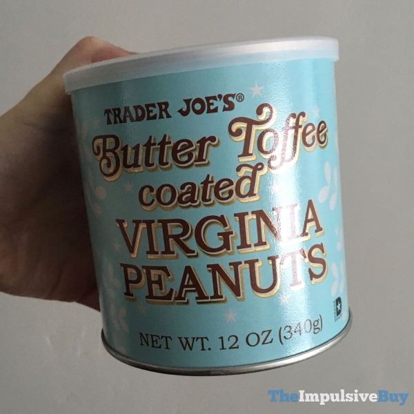 Trader Joe s Butter Toffee Coated Virginia Peanuts