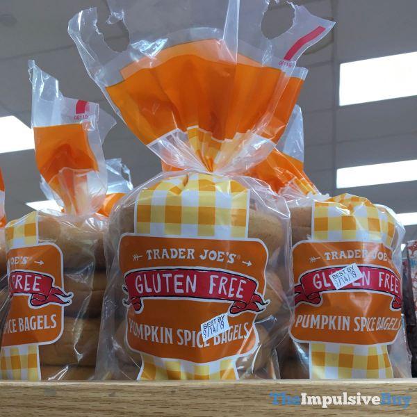 Trader Joe s Gluten Free Pumpkin Spice Bagels