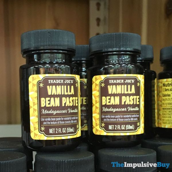 Trader Joe s Vanilla Bean Paste