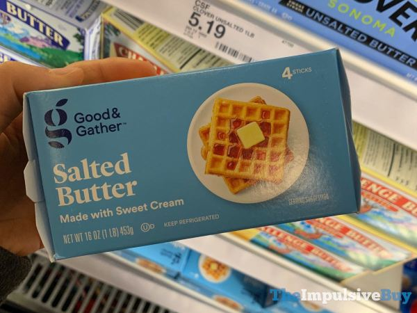 Good  Gather Salted Butter
