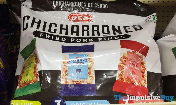 H E B Chicharrones Variety Pack