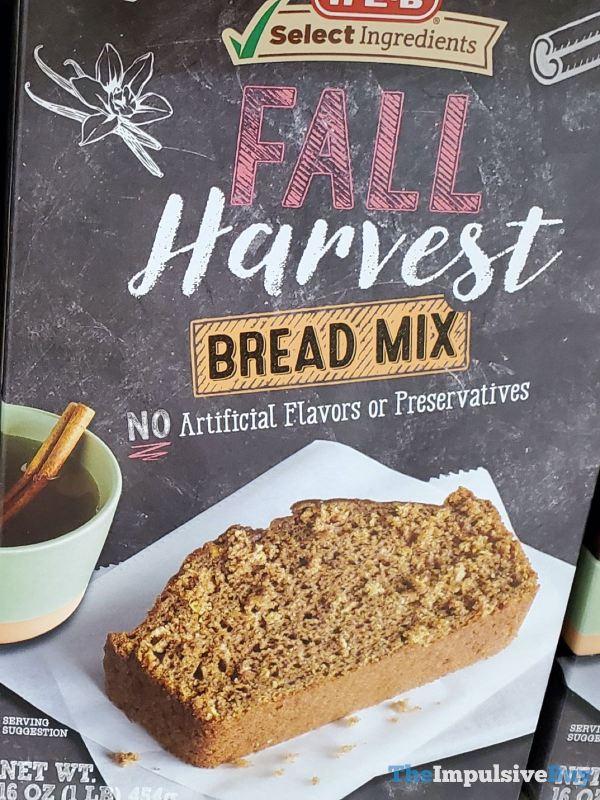 H E B Fall Harvest Bread Mix