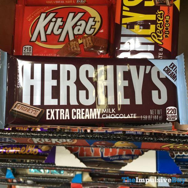 Hershey s Extra Creamy Milk Chocolate
