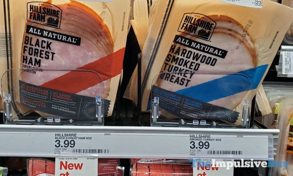 Hillshire Farm All Natural Black Forest Ham and hardwood Smoked Turkey Breast