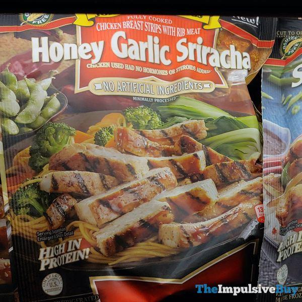 John Soules Foods Honey Garlic Sriracha Chicken Breast Strips