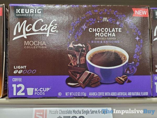 McCafe Chocolate Mocha K Cups