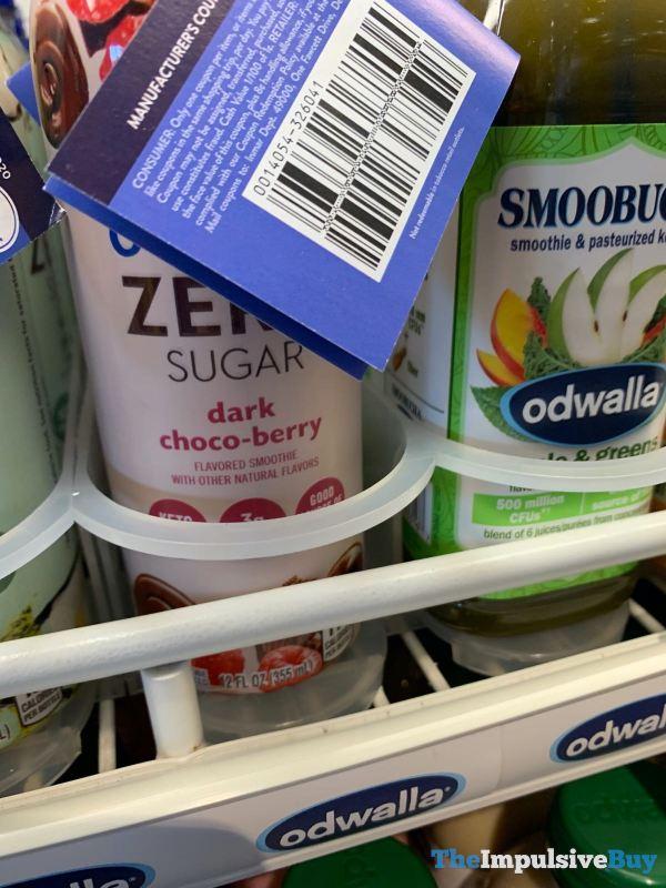 Odwalla Zero Sugar Dark Choco berry