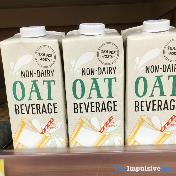 Trader Joe s Non Dairy Oat Beverage