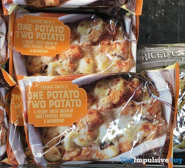 Trader Joe s One Potato Two Potato