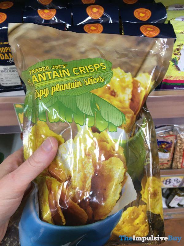Trader Joe s Plantain Crisps